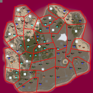 11 - Continental Map Design